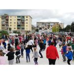 Dječji tjedan obilježen vježbanjem na Trgu kralja Tomislava